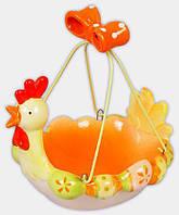 Декоративная корзинка для яиц 16см BonaDi 23-E31
