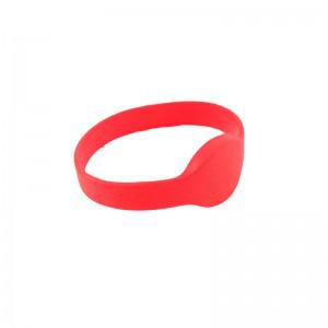 Браслет RFID-B-EM01D65 red
