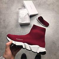 Мужские кроссовки Balenciaga Speed Socks, Копия