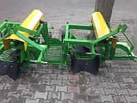 Копалка вибрационная Bomet (Бомет) Z-655 (с боковым выбросом; Польша)