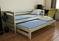 Кровать Tolek с дополнительным спальным местом (сосна), фото 1
