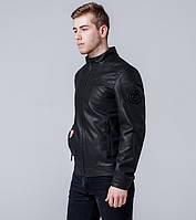 Ajento  | Мужская куртка весна-осень 13340 черный