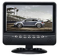 Портативный телевизор c встроенным T2 тюнером OP-901 (9''/USB/T2/Аккумулятор), фото 1