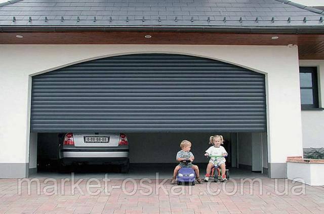 vorota avtomaticheskiye v garaj
