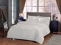 TAC жаккардовый комплект постельного белья  Violette белый