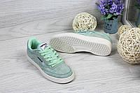 Женские кроссовки Reebok Naked мятные (Реплика ААА+), фото 1