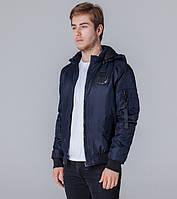 Ajento  | Мужская куртка весенне-осенняя 19981-1 т-синий