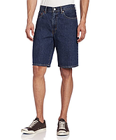 Джинсовые шорты Levis 550 - Dark Stonewash (W32)