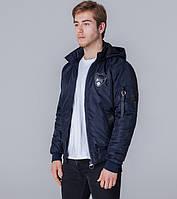 Ajento  | Куртка мужская осенне-весенняя 19991-1 т-синий