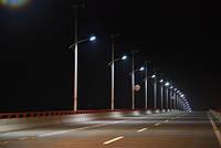 Широкое применение консольных LED светильников – от дачи до магистрали