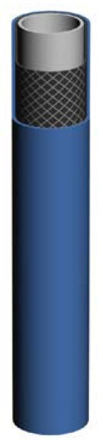 Шланг для пищевой промышленности для горячей воды, —20°С/+95°С, 1452