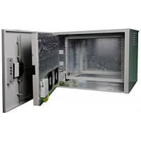 Шкаф монтажный 7U, климатический, всепогодный