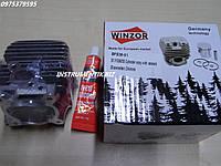 Цилиндр и поршень для мотокосы Stihl FS 55, FS 55C Winzor