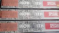 Электрод по нержавейке ЦЛ-11 Плазма Monolith д.2мм упак.1кг