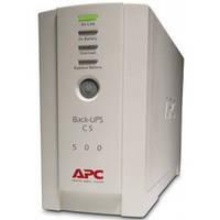 ИБП (UPS) резервный (Off-Line) APC Back-UPS CS 500VA (BK500-RS)