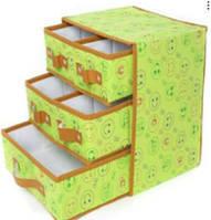 Органайзер для белья с выдвижными ящиками