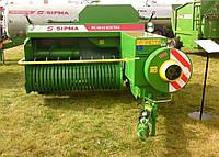 Пресс-подборщик тюковый Sipma PK-4000 (Польша), фото 1