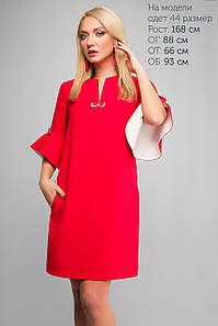 Платье Алин Красное