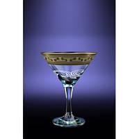 """Набор бокалов для мартини 6шт. """"Греческий узор"""". GE01-410"""