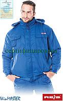 Куртка зимняя рабочая Reis Польша (спецодежда утепленная) KMO-PLUS N