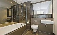 Стеклянные душевые кабины: идеи оформления ванной комнаты