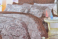 Двуспальный набор постельного белья. Цвет ― На фото Размер : ― Пододеяльник ( 175 см х 215 см ) ― Простынь ( 1