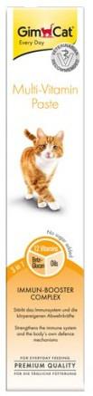 Паста ДжимКет (GimCat Multi-Vitamin Paste) мультивитаминная паста для кошек 100 гр