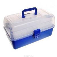 Ящик для рыбалки, органайзер для снастей