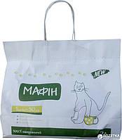 МАФИН Стандарт - комкующийся бентонитовый наполнитель для кошачьего туалета 5л
