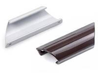 Ручка балконная (ракушка)