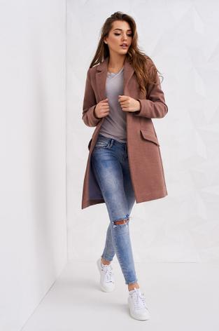"""Женское пальто """"Нина"""" , фото 2"""