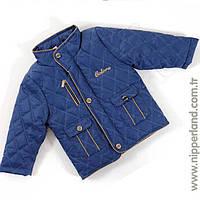 Демисезонная куртка для мальчика NipperLand (9577) 6-13 лет