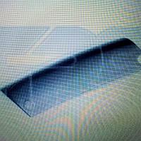 Заглушка фары противотуманной левая на Chevrolet Aveo,Шевроле Авео 08- Т255(HB)