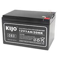 Аккумулятор AGM Kijo JS 12В 9 Ач - гелевый