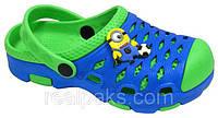 Моющаяся летняя обувь для детей