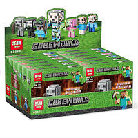Конструктор Minecraft LEPIN 03068 ,119 дет