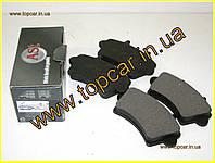 Колодки тормозные передние Renault Master II 98-  AST Польша AST613