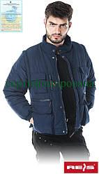 Утеплена куртка з отстегиваемыми рукавами робоча Reis Польща (робочий одяг зимова) CZAPLA G