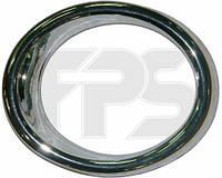 Рамка(окуляр) фары противотуманной левая на Chevrolet Aveo,Шевроле Авео 08- Т255(HB) FPS