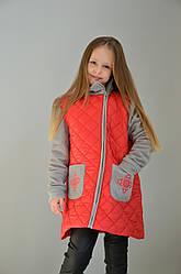 Пальто Kids RED