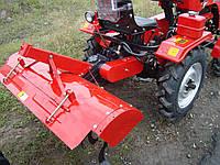 Фреза с редуктором и навесным механизмом к мототрактору DW 150RXL (120 см), фото 1
