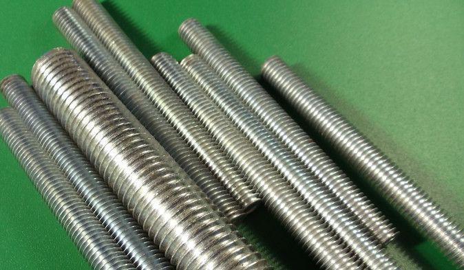 Шпилька М3,5х1000 DIN 975 резьбовая метровая класс прочности 4.8