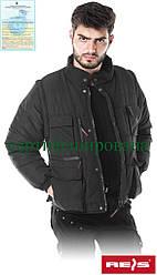 Куртка утеплена з отстегиваемыми рукавами робоча Reis Польща (зимовий спецодяг) CZAPLA B