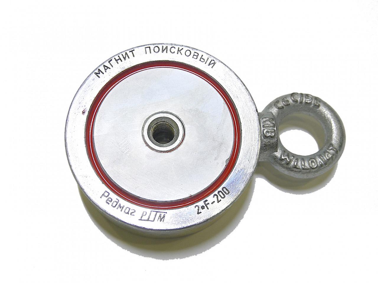 Поисковый магнит Редмаг 2*F200