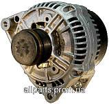 Генератор реставрированный на Mercedes Sprinter 2,3-2,9D на 90A, фото 6