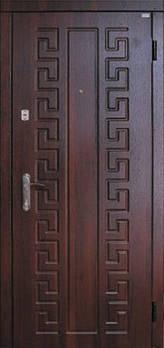 Бронированная дверь САГАН. Серия Стандарт.