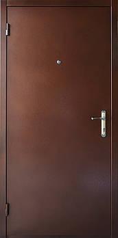"""Бронированная дверь САГАН. Серия """"Металл-МДФ"""""""
