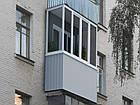 Балкон под ключ. Хрущевка, фото 5