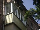Балкон под ключ. Хрущевка, фото 6