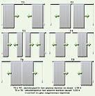 Жалюзи вертикальные 127 мм., фото 3